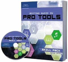 Editing Audio in Pro Tools: Skill Pack-cover