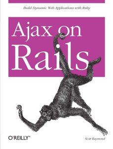 Ajax on Rails (Paperback)-cover