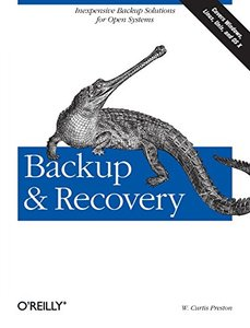 Backup & Recovery (Paperback)-cover