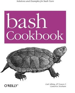 Bash Cookbook: Solutions and Examples for Bash Users (Paperback)-cover