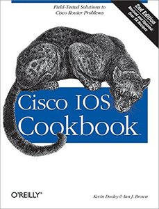 Cisco IOS Cookbook, 2/e (Paperback)-cover