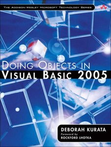 Doing Objects in Visual Basic 2005-cover