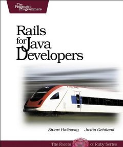 Rails for Java Developers (Paperback)-cover