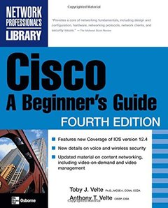 Cisco: A Beginner's Guide, 4/e-cover