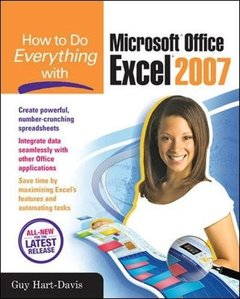 How to Do Everything with Microsoft Office Excel 2007-cover