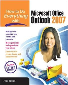 How to Do Everything with Microsoft Office Outlook 2007-cover