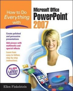How to Do Everything with Microsoft Office PowerPoint 2007-cover