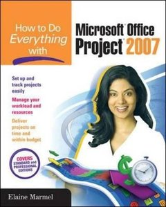 How to Do Everything with Microsoft Office Project 2007-cover