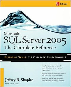 Microsoft SQL Server 2005: The Complete Reference, 2/e (Paperback)-cover