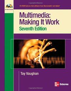 Multimedia: Making it Work, 7/e (Paperback)-cover