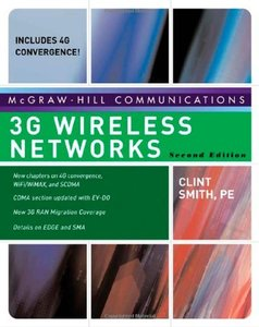 3G Wireless Networks, 2/e (Hardcover)-cover