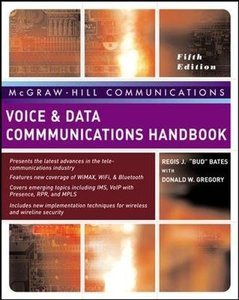 Voice & Data Communications Handbook, 5/e-cover