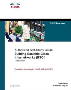 Authorized Self-Study Guide Building Scalable Cisco Internetworks (BSCI), 3/e(Hardcover)