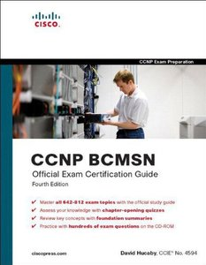 CCNP BCMSN Official Exam Certification Guide, 4/e-cover