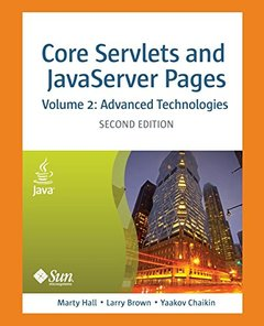 Core Servlets and Javaserver Pages: Advanced Technologies, Vol. 2, 2/e (Core Series)-cover