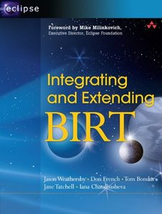 Integrating and Extending BIRT (Paperback)-cover