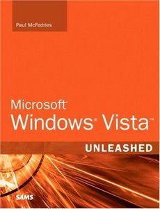 Microsoft Windows Vista Unleashed-cover