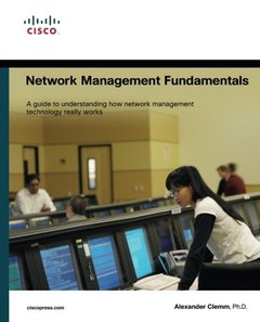 Network Management Fundamentals (Paperback)-cover