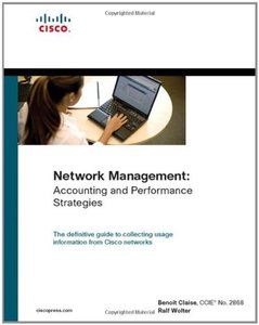 Network Management: Accounting and Performance Strategies (Hardcover)-cover