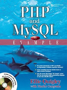 PHP and MySQL by Example-cover