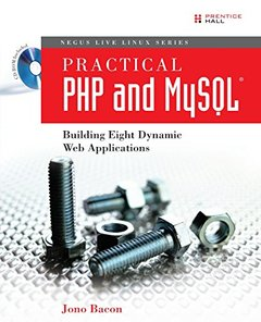 Practical PHP and MySQL: Building Eight Dynamic Web Applications-cover