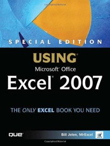 Special Edition Using Microsoft Office Excel 2007-cover