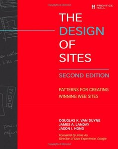 The Design of Sites: Patterns for Creating Winning Web Sites, 2/e-cover