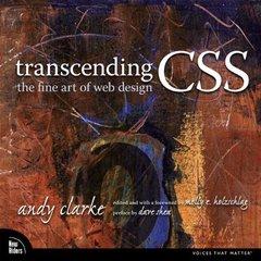 Transcending CSS: The Fine Art of Web Design-cover