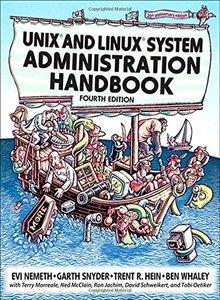 UNIX and Linux System Administration Handbook, 4/e (Paperback)