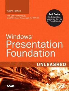 Windows Presentation Foundation Unleashed-cover