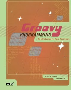 Groovy Programming: An Introduction for Java Developers (Paperback)-cover