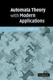 Automata Theory with Modern Applications-cover