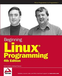 Beginning Linux Programming, 4/e (Paperback)-cover