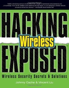 Hacking Exposed Wireless-cover
