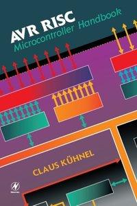Avr RISC Microcontroller Handbook-cover