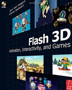 Flash 3D: Animation, Interactivity, and Games (Paperback)-cover