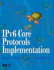 IPv6 Core Protocols Implementation (Hardcover)-cover