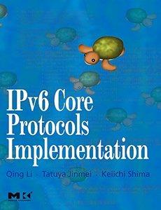 IPv6 Core Protocols Implementation (Hardcover)