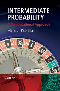 Intermediate Probability: A Computational Approach-cover