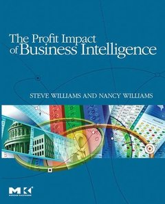 The Profit Impact of Business Intelligence (Paperback)-cover
