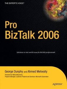 Pro BizTalk 2006-cover