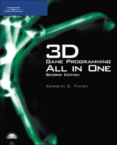 3D Game Programming All in One, 2/e (Paperback)-cover