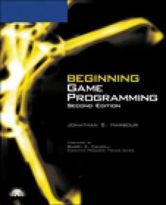 Beginning Game Programming, 2/e (Paperback)-cover