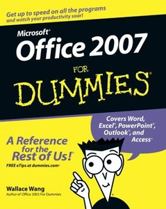 Office 2007 For Dummies-cover