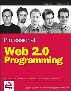 Professional Web 2.0 Programming (Paperback)-cover