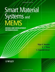 Smart Material Systems and MEMS: Design and Development Methodologies-cover
