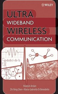 Ultra Wideband Wireless Communication (Hardcover)-cover