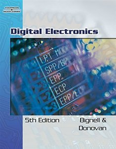 Digital Electronics, 5/e (Hardcover)-cover