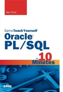 Oracle PL/SQL Crash Course-cover