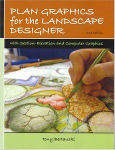 Plan Graphics for the Landscape Designer, 2/e-cover